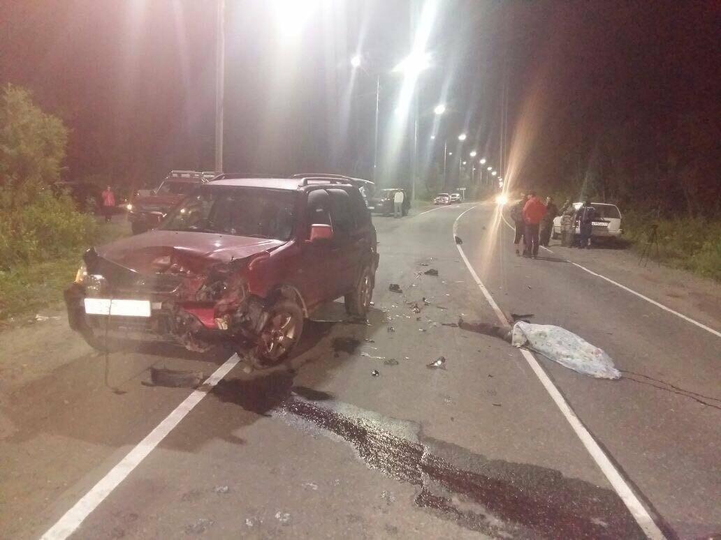 На Камчатке байкер и его пассажир разбились в смертельном ДТП, фото-2