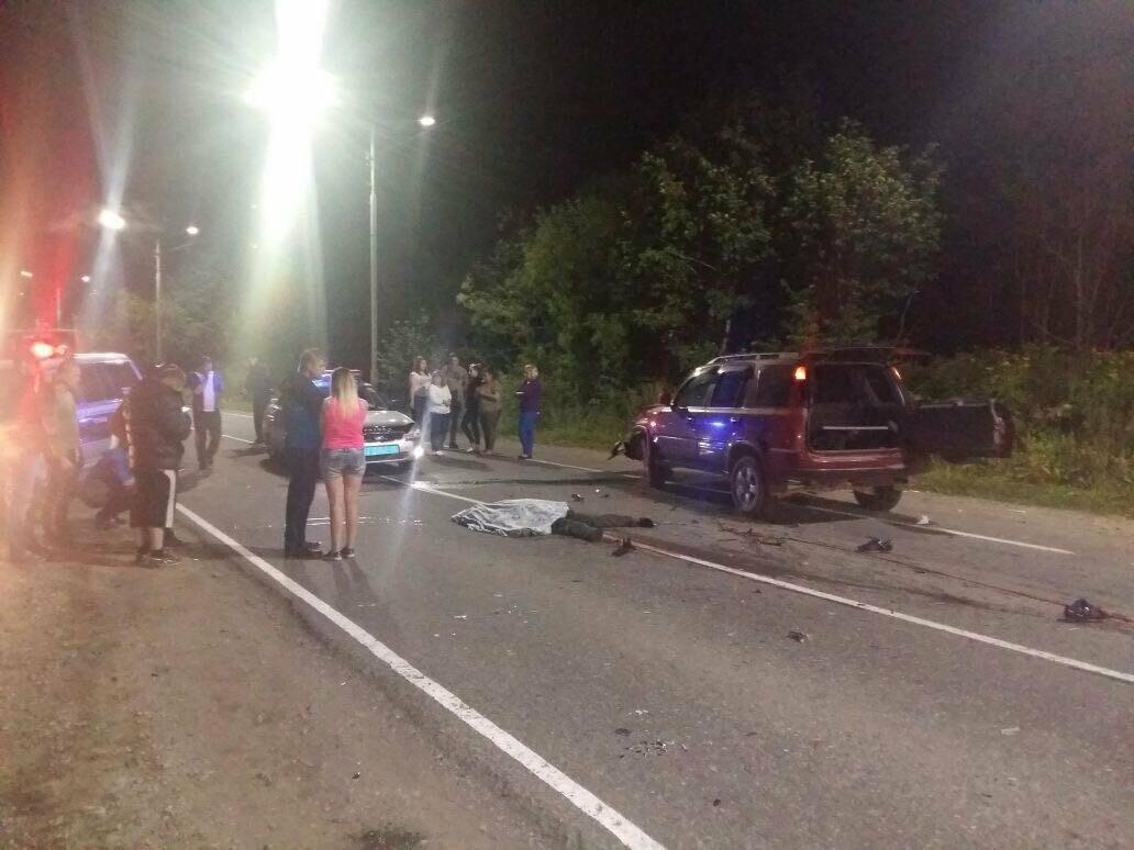 На Камчатке байкер и его пассажир разбились в смертельном ДТП, фото-1