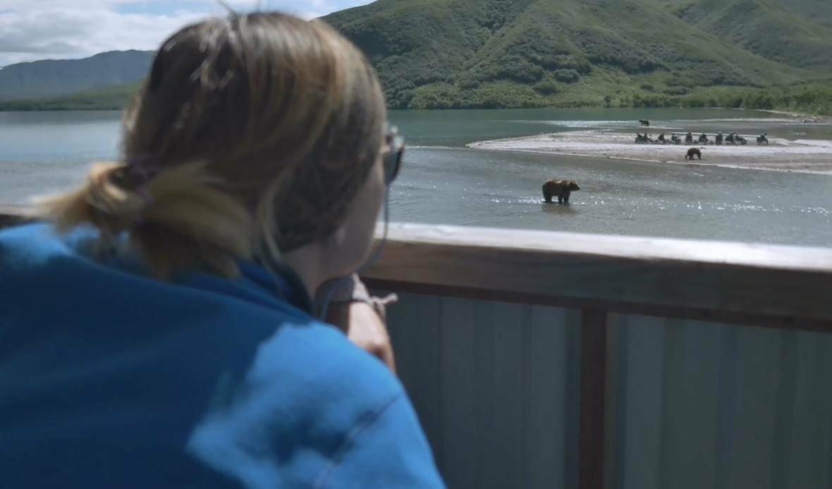 На Камчатке людей и медведей научат дружить, фото-5