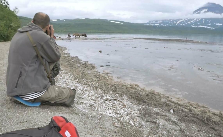 На Камчатке людей и медведей научат дружить, фото-10