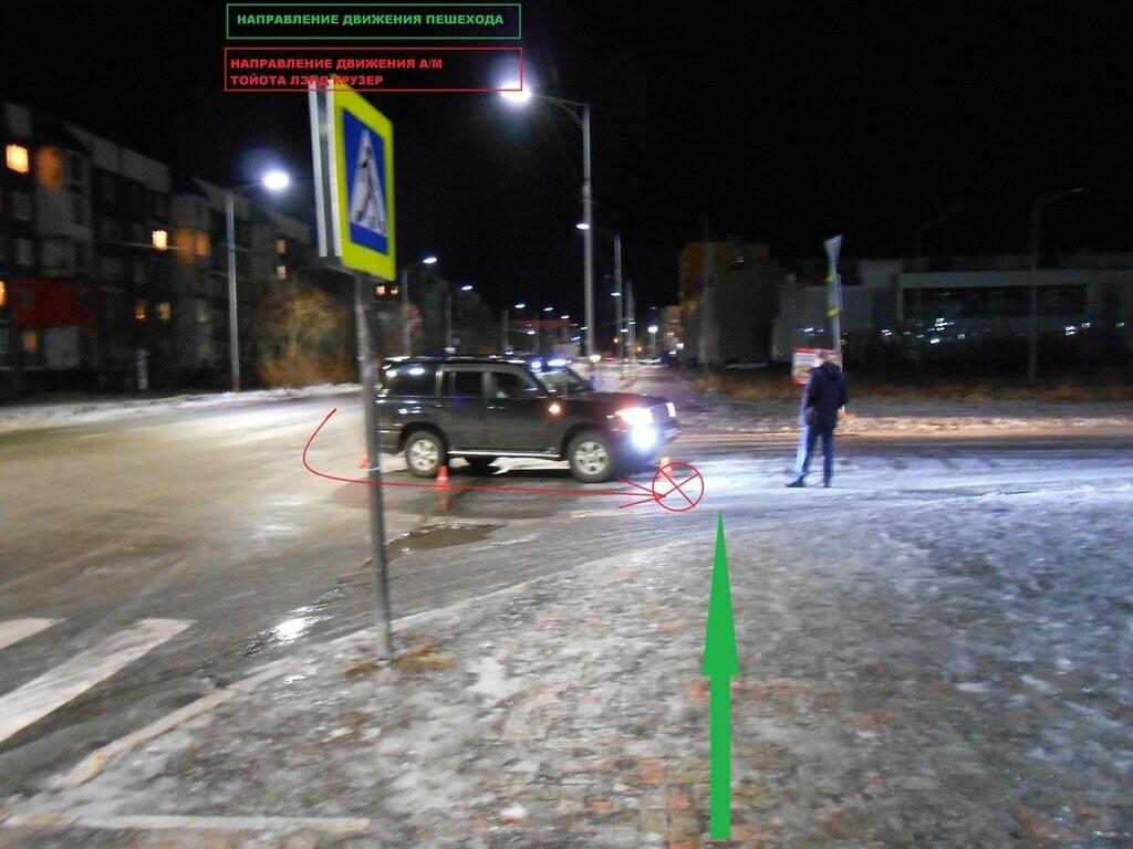 В Петропавловске автоледи на внедорожнике сбила школьника – ребенок в больнице, фото-1