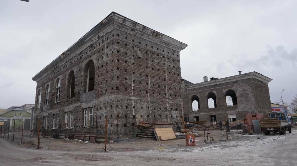 Реконструкция ДК СРВ обойдется почти в полмиллиарда рублей, фото-1