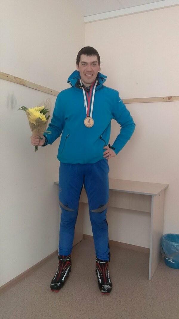 Камчатский спортсмен стал победителем этапа кубка России по биатлону, фото-1