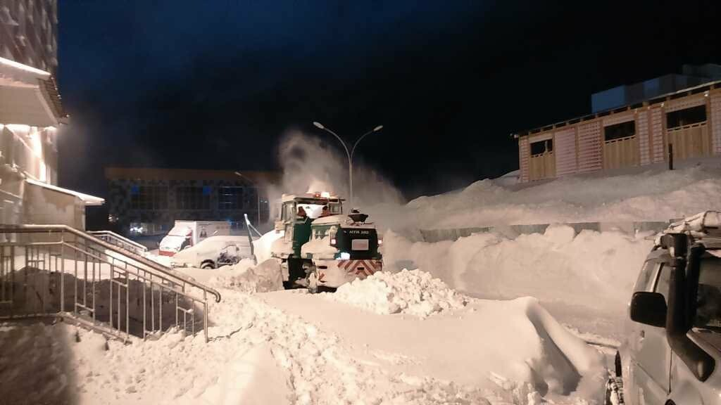 Мэрия:  Петропавловск чистят  88 единиц техники, фото-3
