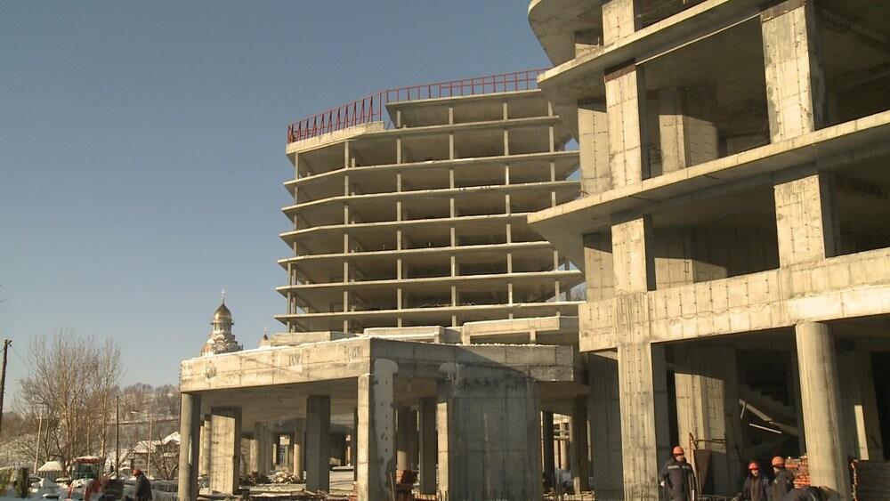На Камчатке завершается первый этап строительства крупнейшего в крае гостиничного комплекса, фото-1