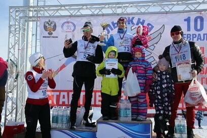 На Камчатке более 5000 участников вышли на старт «Лыжни России», фото-5