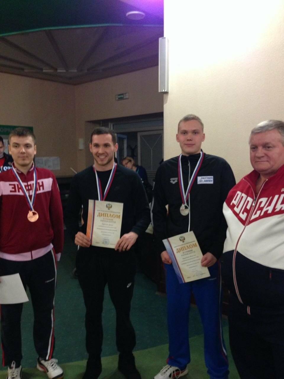 5 медалей завоевали камчатские пловцы на всероссийских соревнованиях, фото-1