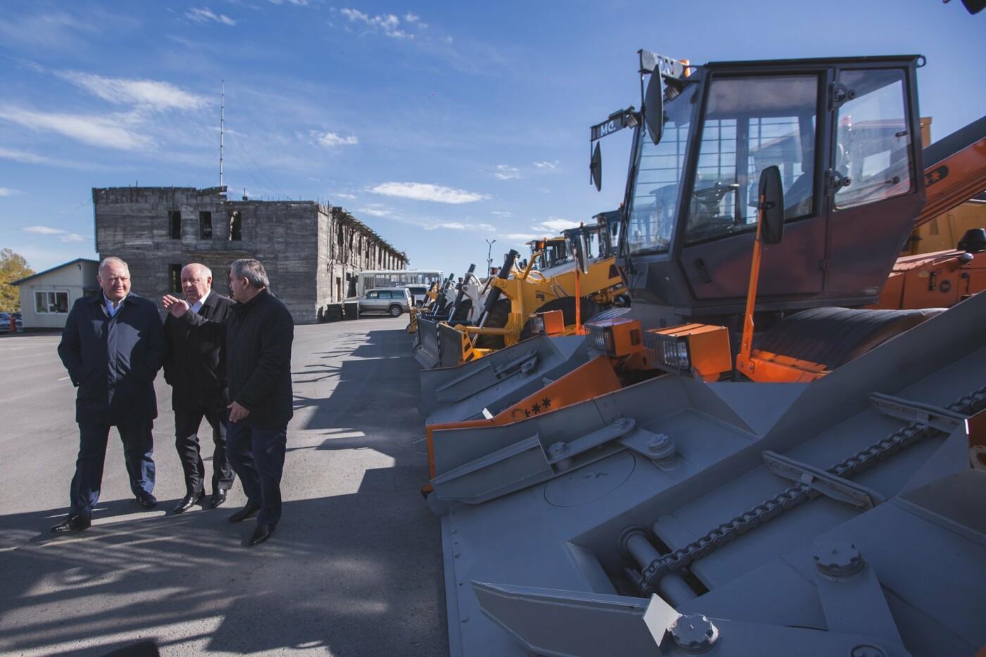 Новые автобусы будут возить пассажиров в Петропавловске, фото-1