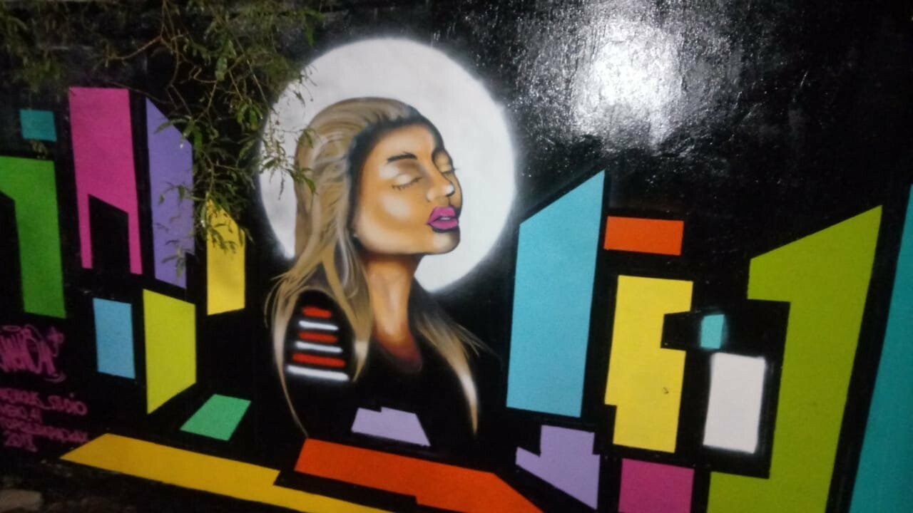 Лучших граффитчиков выбрали в Петропавловске, фото-2