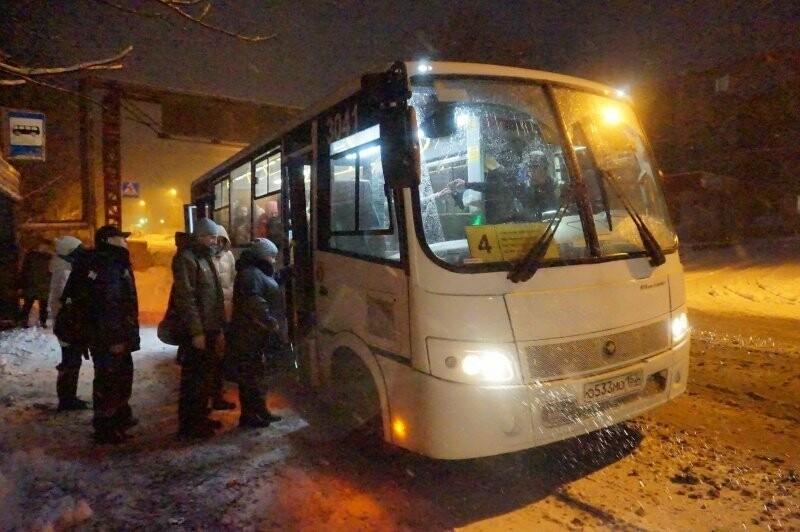 Мэрия: автобусы в Петропавловске ходят по расписанию, фото-1