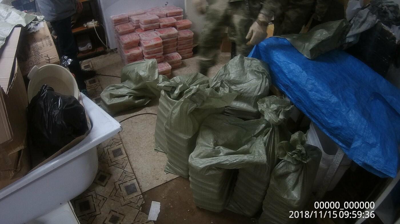 В Петропавловске в гаражном кооперативе нашли подпольный крабовый цех, фото-5
