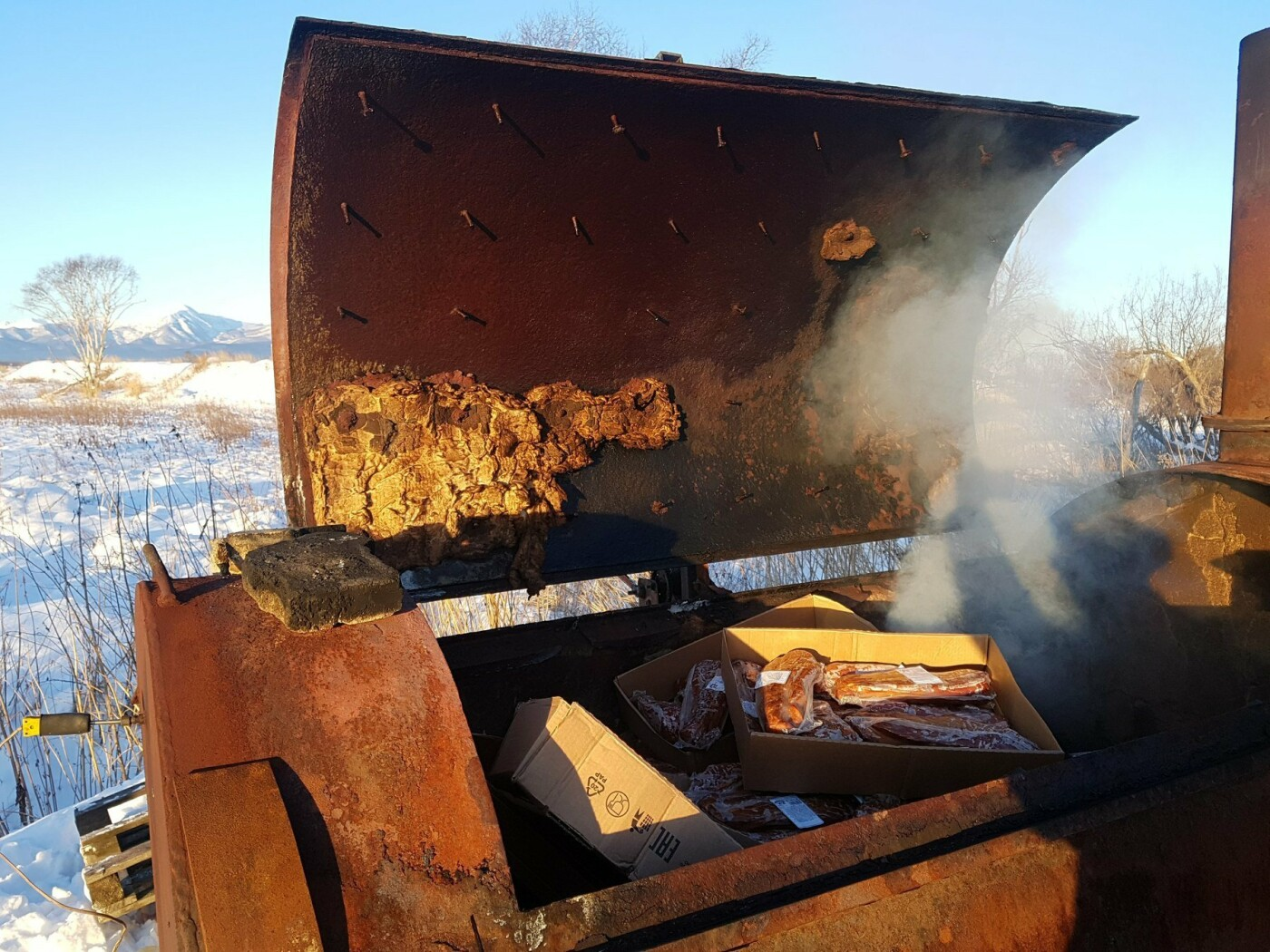 На Камчатке изъяли опасное мясо, фото-5