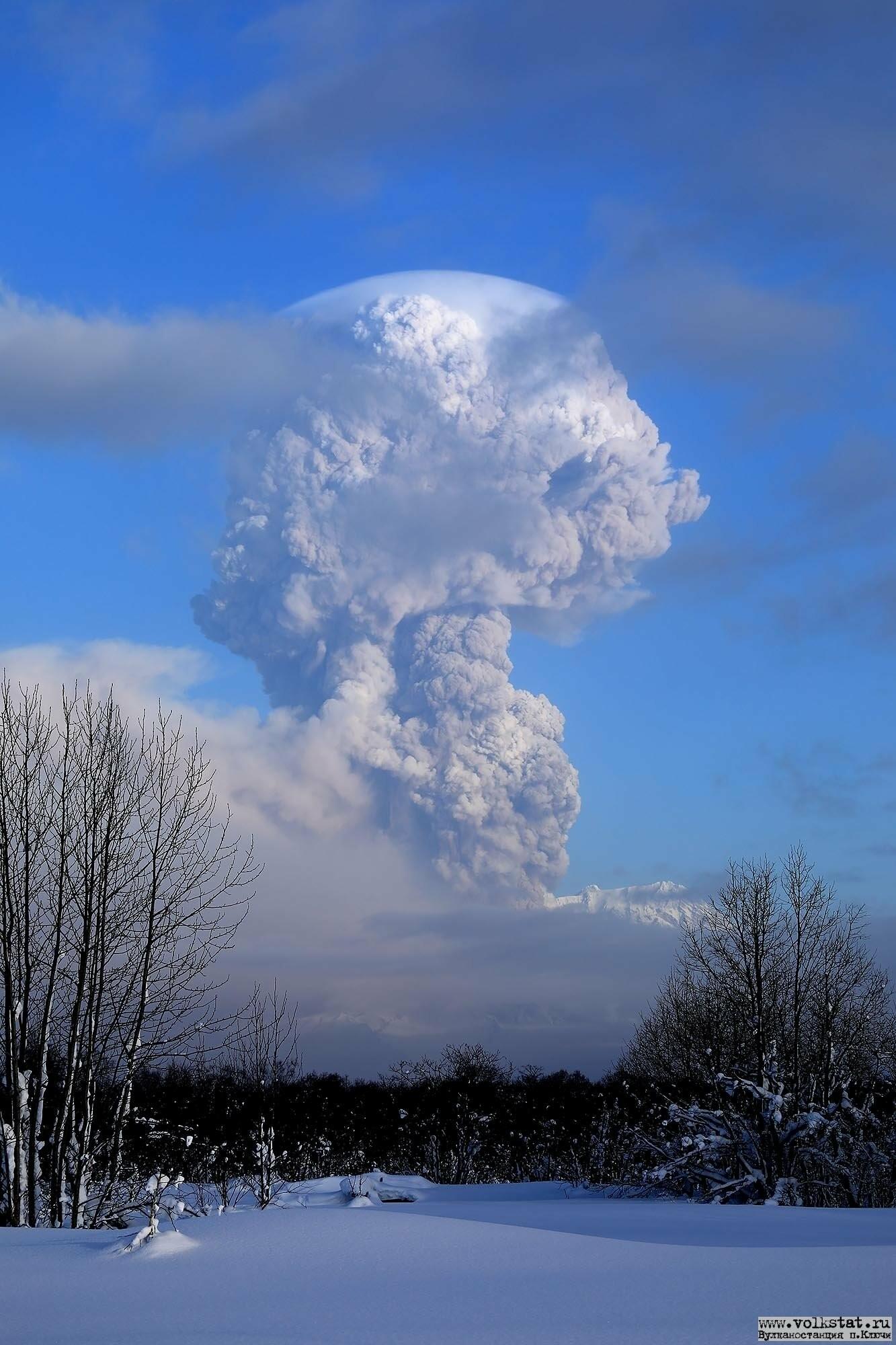 Сильное извержение вулкана может произойти на Камчатке, фото-2
