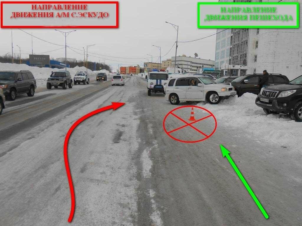 На Камчатке за время январских выходных в ДТП погиб 1 человек и 7 пострадали, фото-9