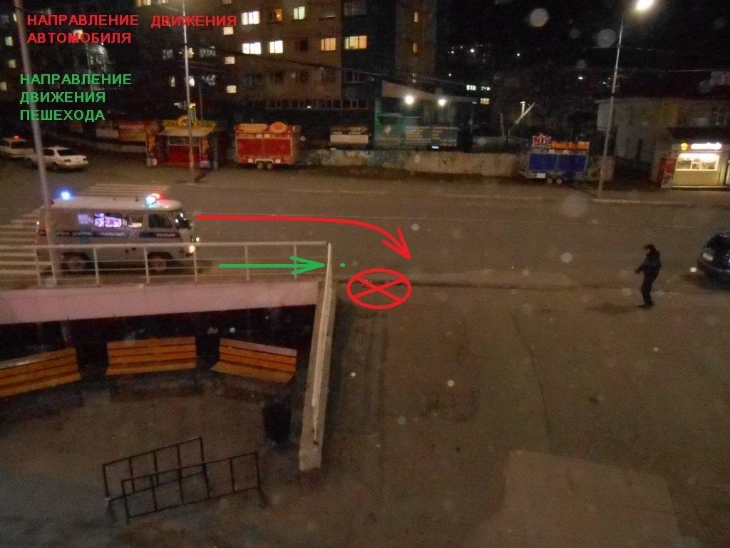 В Петропавловске ищут водителя, который сбил пенсионерку и скрылся, фото-1