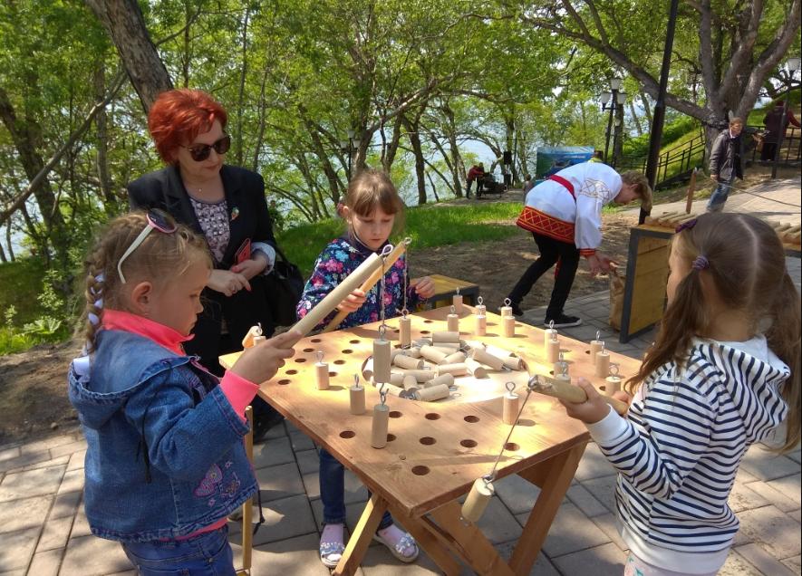 Обновленный парк открылся на Никольской сопке, фото-3