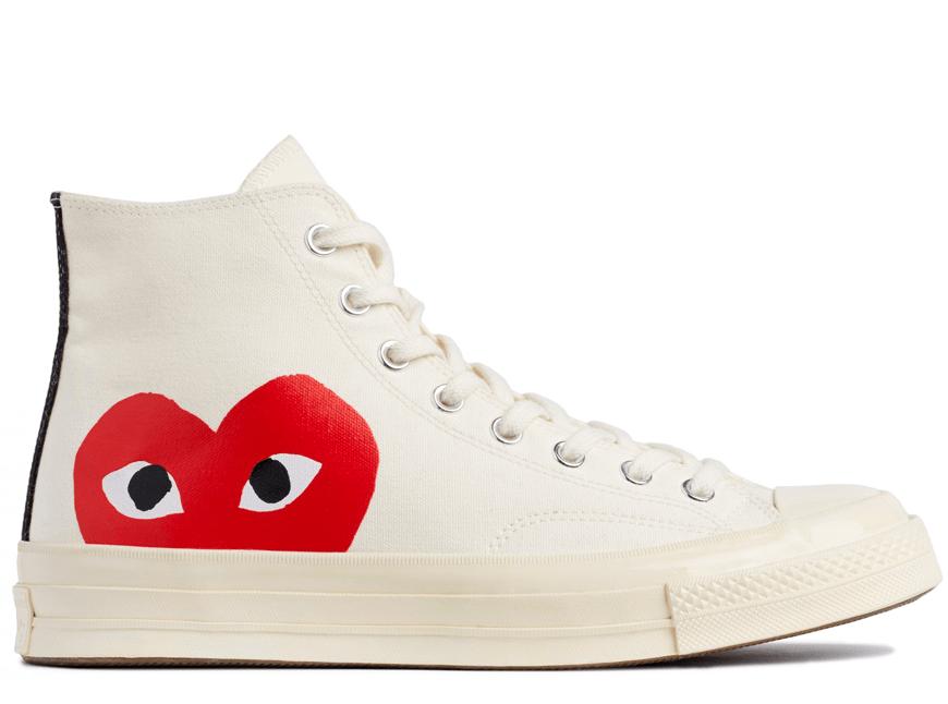 Белые кеды Converse – идеальный выбор для каждого